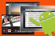 Android tablet apps: multimedia
