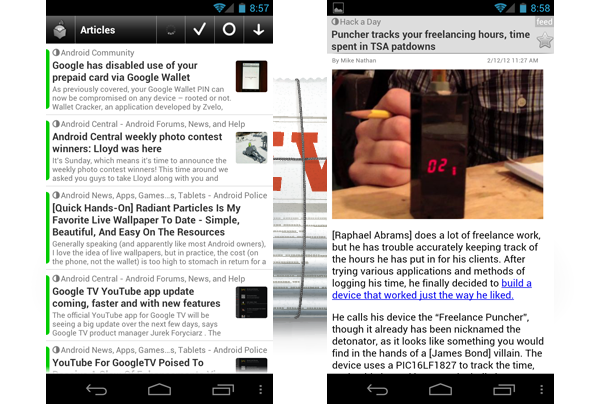 News Your Way: 10 News Aggregation Apps for Android Phones | PCWorld