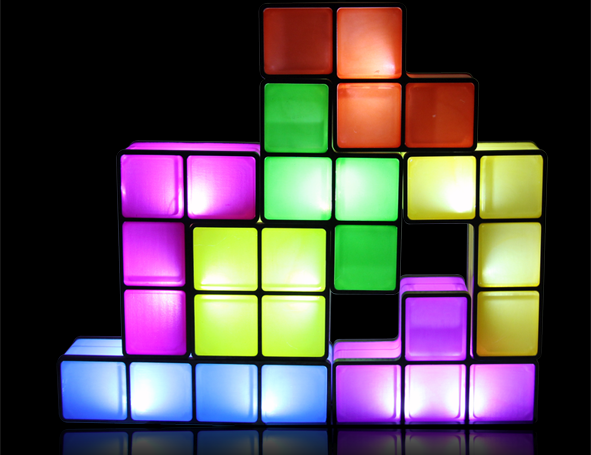 Tetris Lamp Brings Nostalgic Puzzle Fun To Your Desk Pcworld