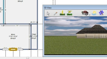 Punch Software Home & Landscape Design NexGen 3 screenshot