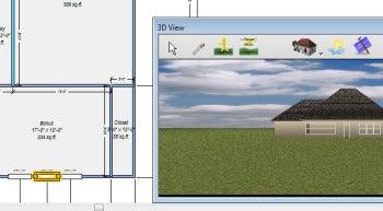 Punch Software Home & Landscape Design NexGen 3 screenshot