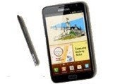 Samsung's Galaxy Note Will Get Android 4.0 in Q2, Along With New Apps
