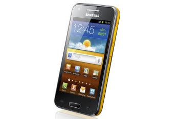 Samsung Beam projector smartphone