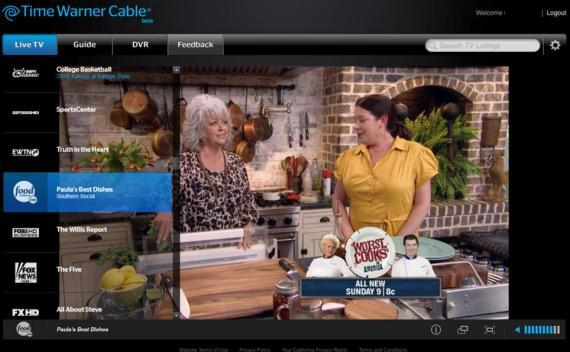 Time Warner Cable Brings Streaming Video To Pcs Macs