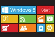 Microsoft Windows 8 interface