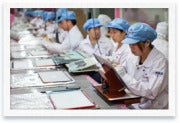 Apple supplier Foxconn denies using forced student labor in Chinese factories