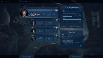 Alien Swarm team loadout screenshot