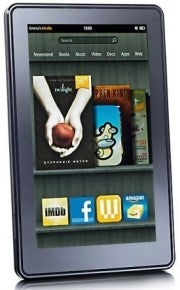 The current generation Kindle Fire