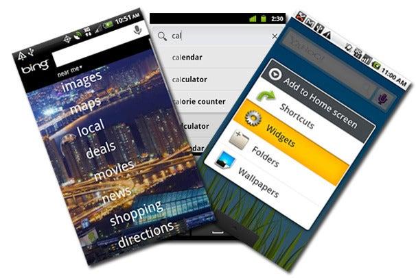 Mobile Search Face-Off: Bing Vs. Google Vs. Yahoo
