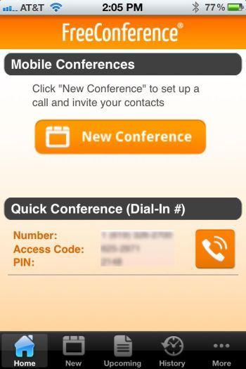 FreeConference Mobile