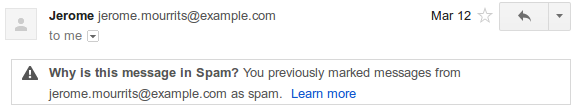 Google Explains Gmail's Spam Filtering Process