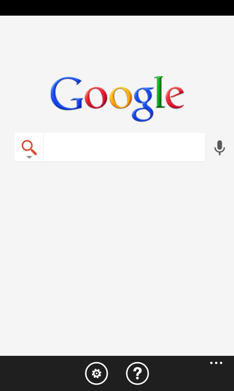 Windows Phone Users Bash Google for Lackluster Search App ...