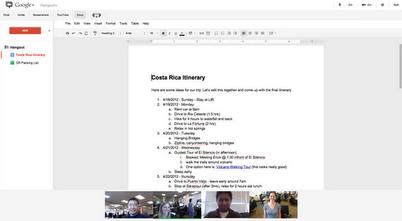 Google Adds Google Docs Integration to Google+ Hangouts   PCWorld