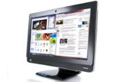 HP Omni 220 Quad all-in-one desktop PC