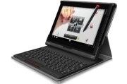 Lenovo ThinkPad Tablet Keyboard Folio Case: Amazing Keys