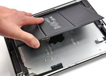 How to replace apple ipad battery