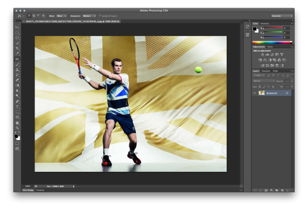 Adobe Photoshop CS6 Beta Previews New Features