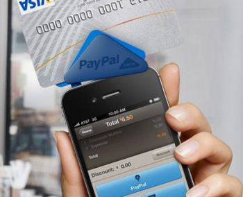 Enter PayPal's mobile payment reader. (Image credit: PayPal)