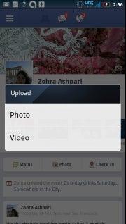 Uploading images to social networking sites uses several megabytes of data.
