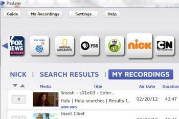 PlayLater screenshot