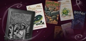 Harry Potter E-Books Finally Arrive on J.K. Rowling's Pottermore