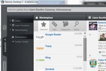 Seesmic Desktop 2 screenshot