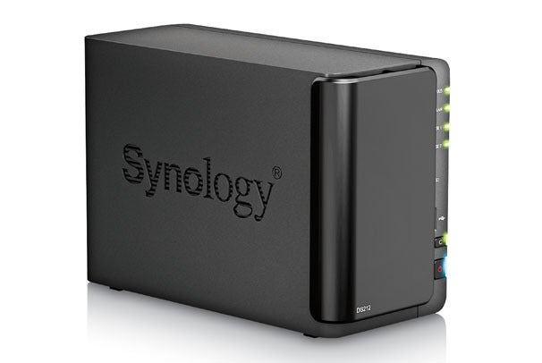 Synology S Two Bay Ds212 Nas Drive Is A Full Featured Sdster With An Outstanding Operating System