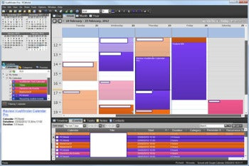 VueMinder Pro screenshot