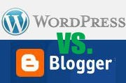 Blogging Service Shootout: Blogger vs. WordPress