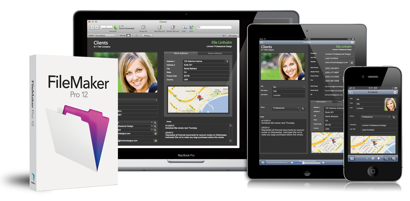 Four Reasons to Consider FileMaker 12   PCWorld