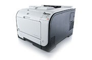 HP LaserJet Pro 400 M451dn color laser printer