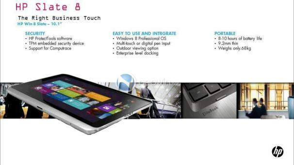Hp Slate 8 Windows Tablet Details Surface Pcworld