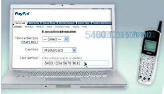 With PayPal Payments Pro and Virtual Termina, you can accept credit cards through fax, phone, and mail.