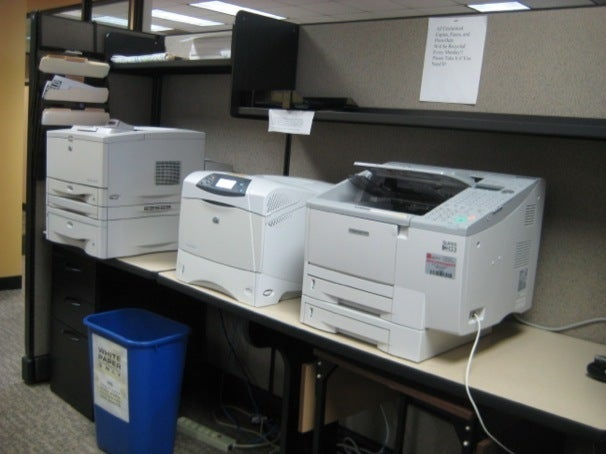 Your Printer Could Be a Security Sore Spot | PCWorld