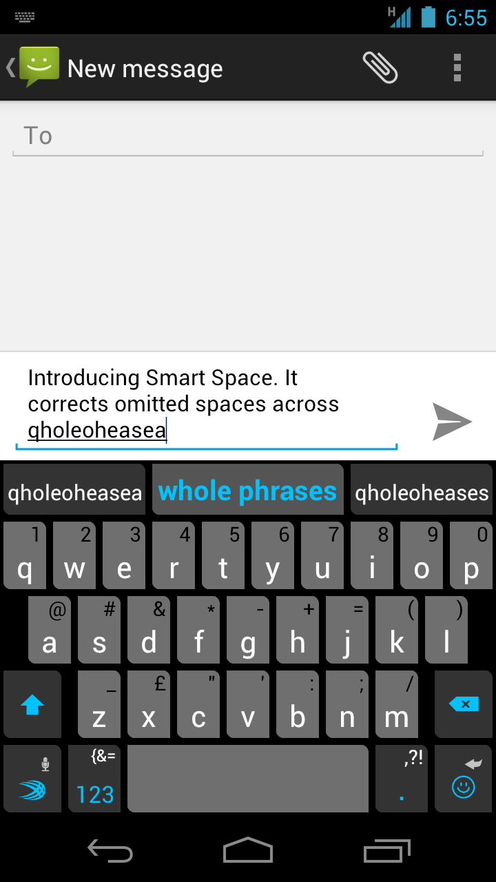 New SwiftKey 3 Keyboard App for Android Kills the Need for ...