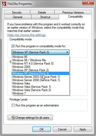 Run xp software in windows 7 pcworld if this doesnt work theres another work around xp mode and yes i know its silly that the two solutions are called xp compatibility mode and xp mode ccuart Image collections