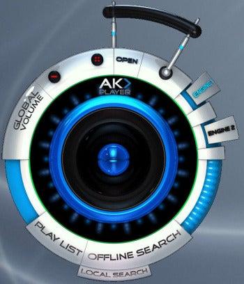 AK-Player screenshot