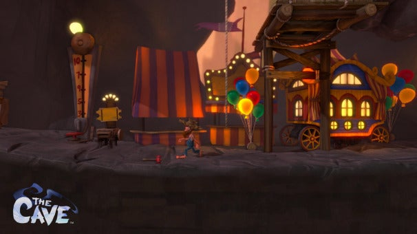 Double Fine Reveals New Adventure Game Quot The Cave Quot Pcworld