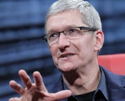 Apple CEO Takes Shot at Microsoft, Windows 8 Tablets