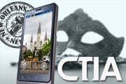 CTIA 2012 in New Orleans starts May 8.