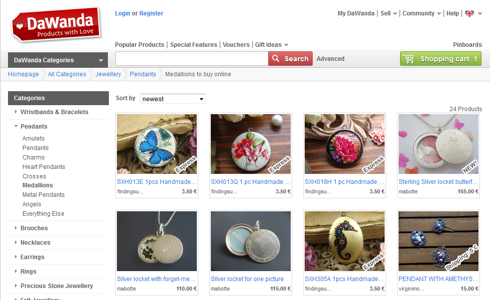 The 5 best online marketplaces for selling handmade goods for Top selling handcrafted items