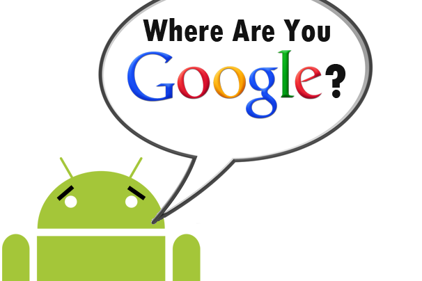 Dear Google: Android Needs Your Help