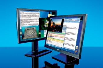 Dream Screens: Eye-Catching 24-Inch Monitors