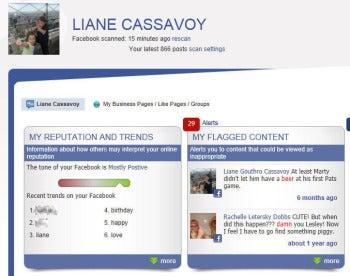 NetworkClean screenshot