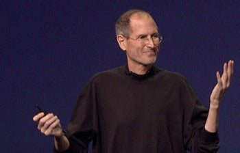 Unscripted Steve Jobs Video Interviews Now Free on iTunes