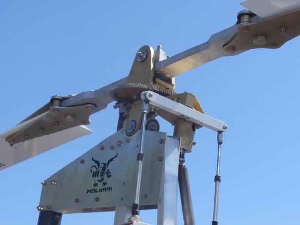 Molnari's rotor for the Molnari GT Gyrocopter