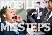 Mind Your Mobile Manners: Top 10 On-the-Go Blunders