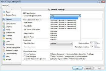 PDF-XChange Pro 2012