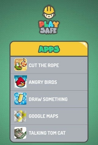 Play Safe For Android