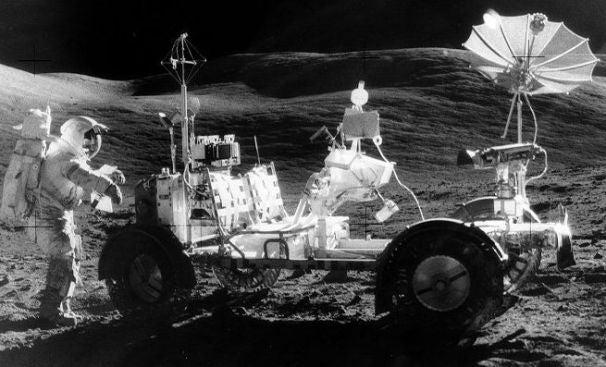 nasa apollo lunar rover - photo #23